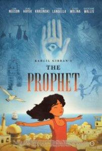 Le poster du film d'animation 'The prophet' (Le prophète) qui s'est inspiré du livre 'Le prophète' de Khalil Gibran.